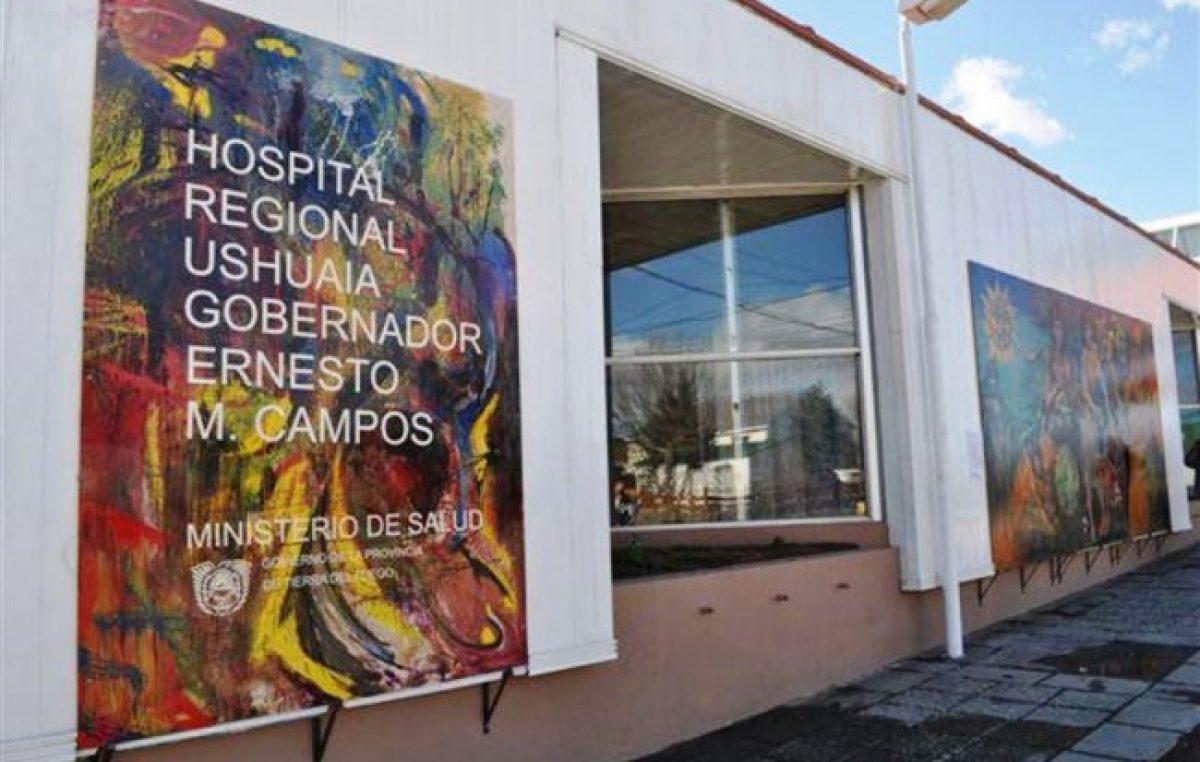 En 2018 creció un 40% la atención de salud pública en Tierra del Fuego