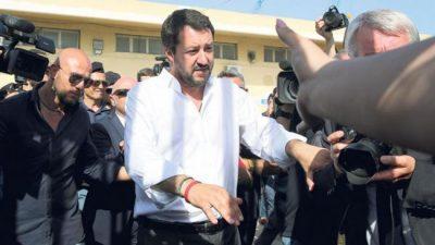 Italia se endurece más con la inmigración