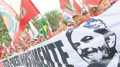 Brasil revierte la ofensiva derechista