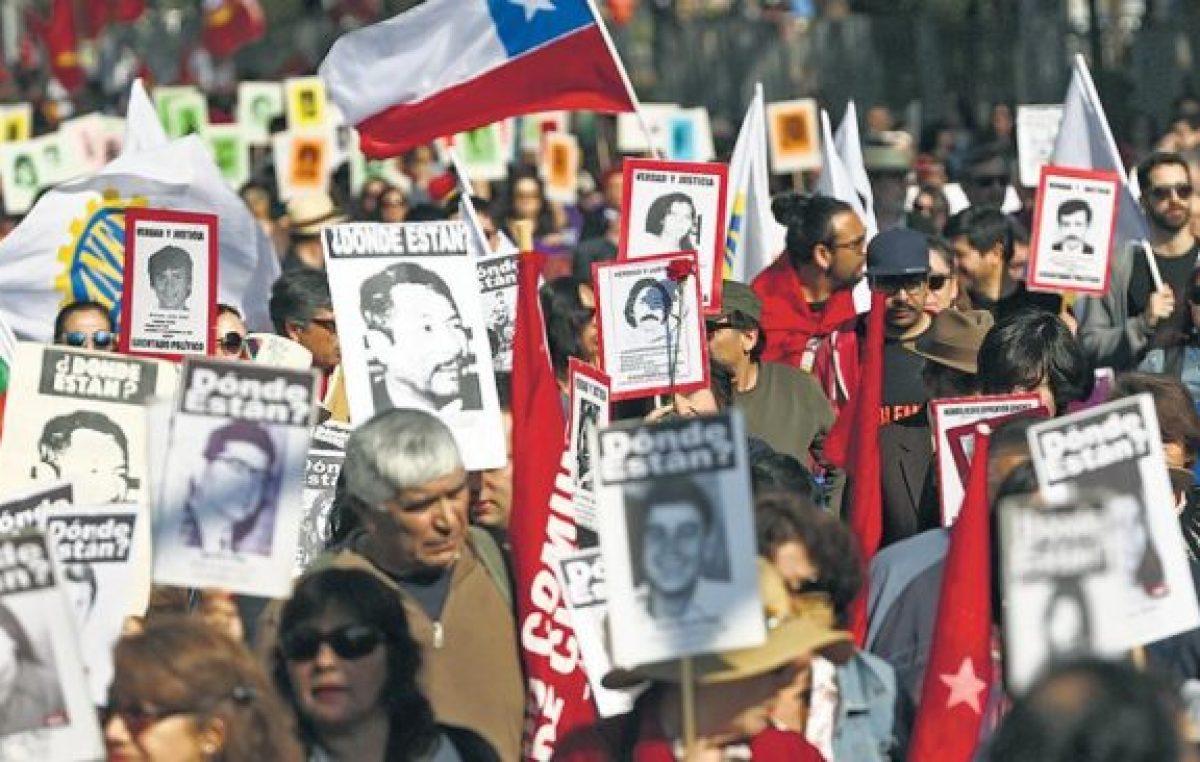 Chile: Buscan restituir identidades 45 años después