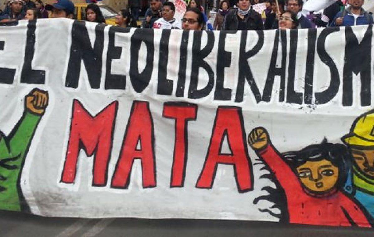 El hecho maldito del país neoliberal