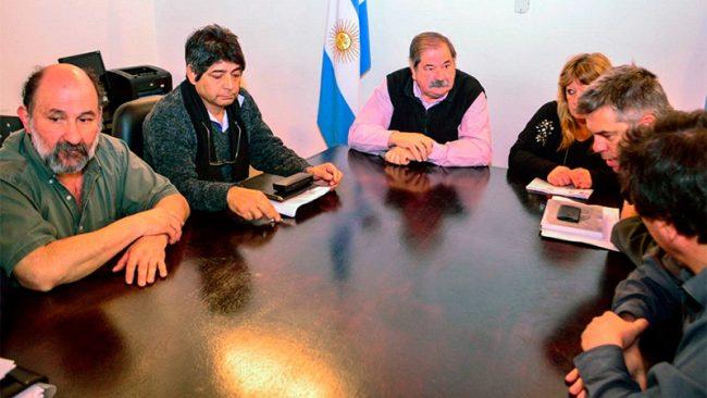 Los gremios municipales de Paraná firmaron el acuerdo salarial con la Comuna