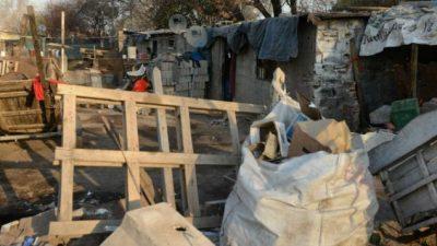 Según un experto, la pobreza superará el 30% en Argentina a fin de año