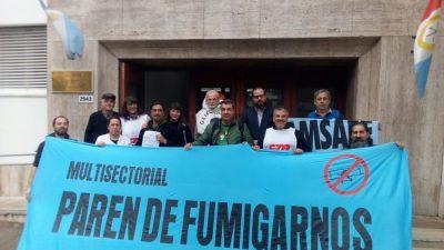 El Concejo Municipal de Santa Fe prohibió la utilización y venta del herbicida Glifosato en la ciudad
