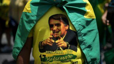 Cuenta regresiva con más amenazas de Bolsonaro