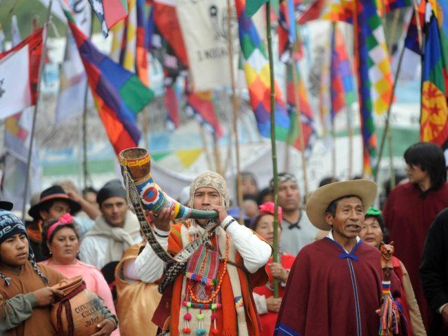 Pueblos Indígenas de Jujuy caminarán 300 kilómetros para reclamar por sus derechos