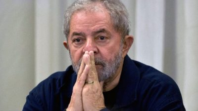 Niegan a Lula su derecho a votar