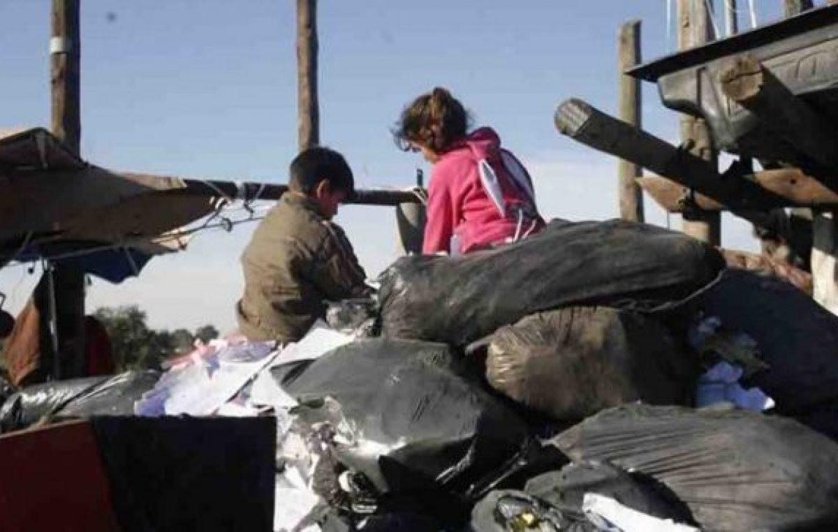 Pobreza: en Cáritas Mendoza atienden a cinco mil personas más que en 2017