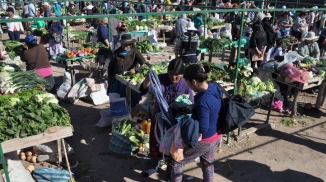 El trueque: un fenómeno solidario que crece en Mendoza