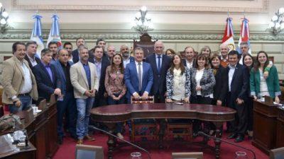 Santa Fe y Entre Ríos instaron a no avalar el presupuesto nacional 2019