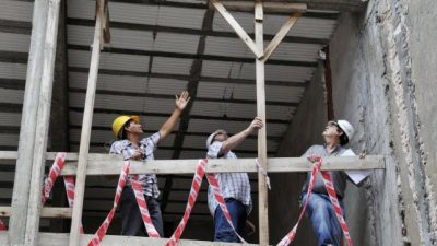 El comercio y la construcción rosarina se desplomaron en el mes de agosto