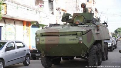 Río de Janeiro: violencia fuera de control