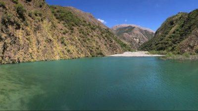 Salta: La laguna Esmeralda está bajo el cuidado de vecinos originarios