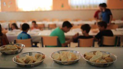 Lejos del restaurante de Píparo: casi la mitad de los chicos que asiste a comedores de Junín tiene malnutrición