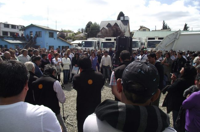 Trabajadores municipales de Bariloche recibirán sumas fijas de $2.500 en noviembre y diciembre