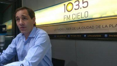 """La Plata: """"Si ahora pensamos que un Código de Convivencia lo hace un intendente nos equivocamos"""""""