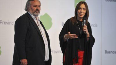 Vidal mandó a cruzar duro al Gobierno Nacional en medio del debate por el Presupuesto 2019