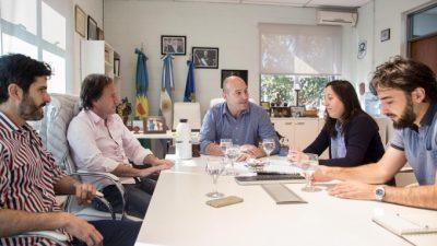 Martiniano Molina mete mano en su Gobierno: salen su hermano y el jefe de Gabinete