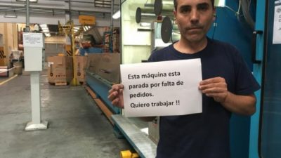 Queremos trabajar: la desesperada campaña de empresarios y trabajadores que piden políticas para el sector