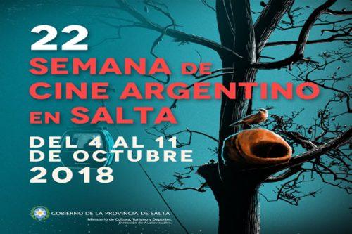 22° edición de la Semana de Cine Argentino en Salta