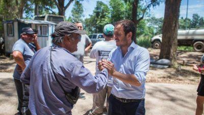 Campana: Abella incorpora a 90 empleados municipales a la planta permanente