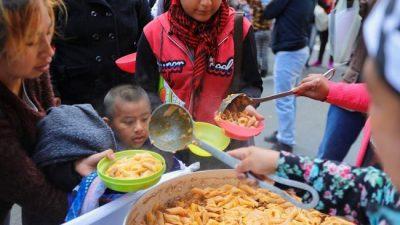 El hambre es una realidad
