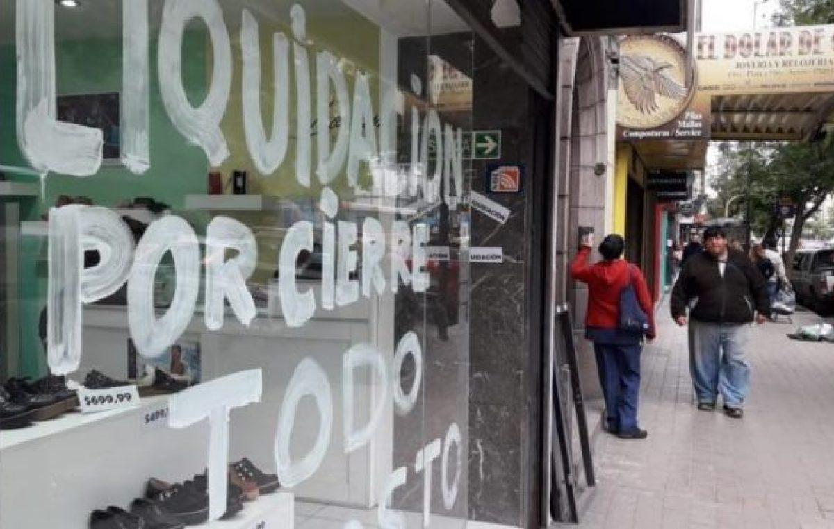 Comercios cordobeses, preocupados por la caída en las ventas