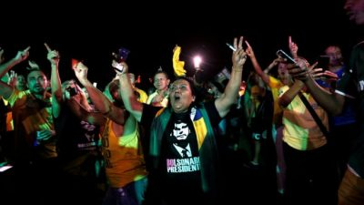 Bolsonaro, a un paso