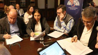 La Ley de Comunas entrerrianas ingresará el martes al Senado y se pedirá el tratamiento preferencial