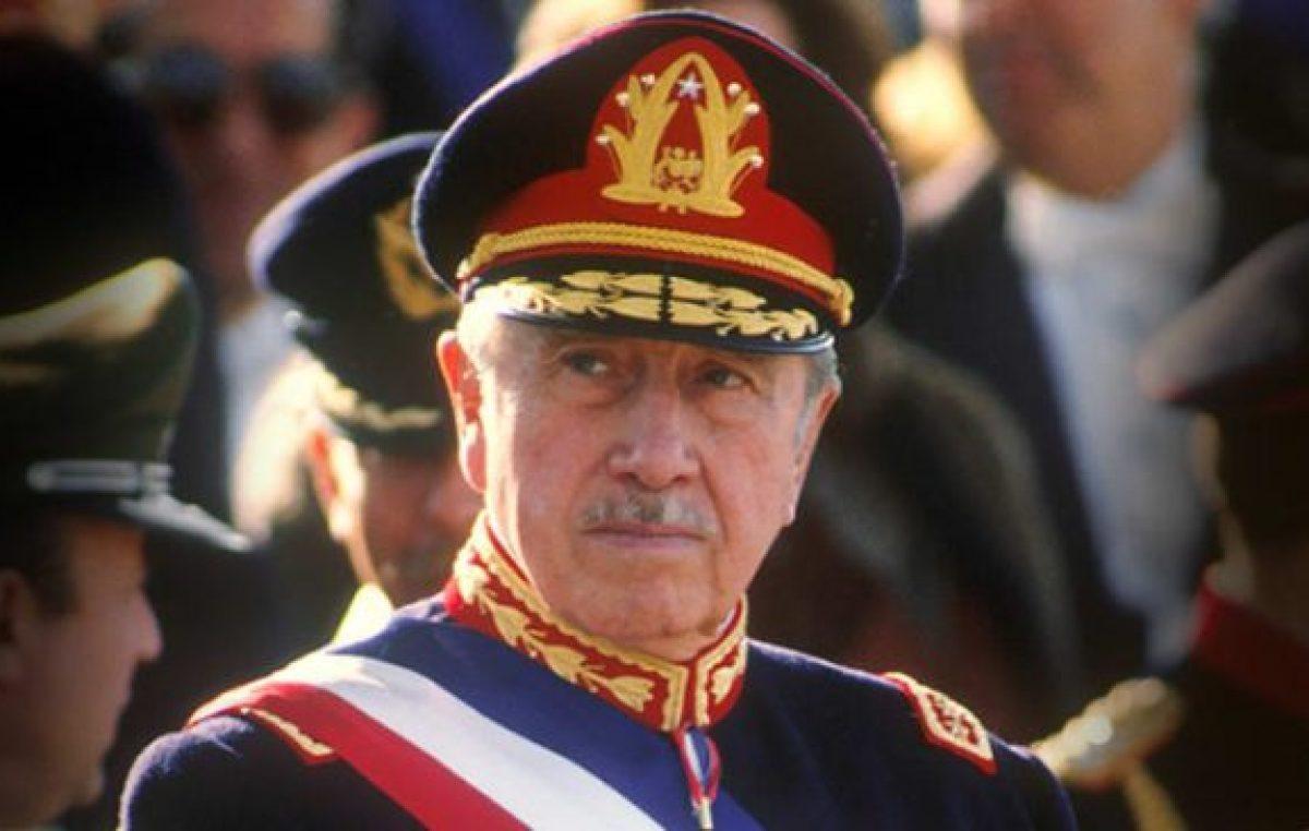 Embargan millones de Pinochet