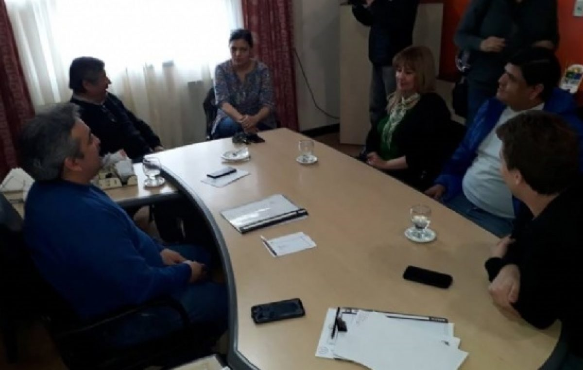 Cuarto intermedio para el conflicto con los municipales de Río Turbio