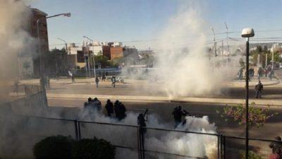 Solidaridad con los trabajadores municipales de Neuquén
