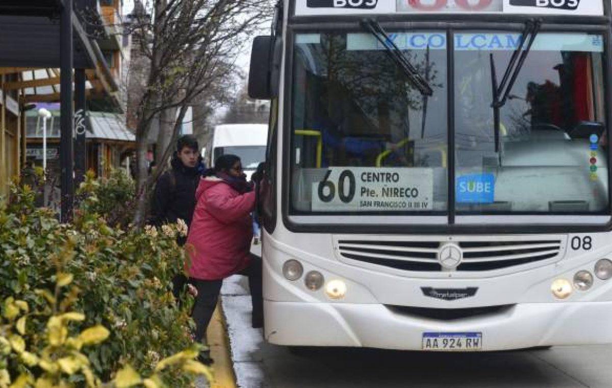 Bariloche busca una salida al transporte sin subsidios