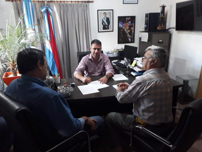 Pueblo Belgrano cerró la paritaria municipal