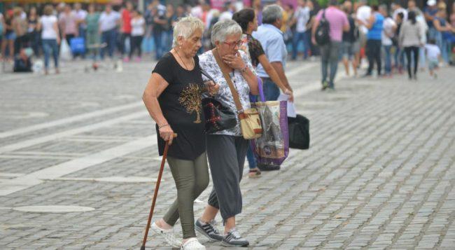 Jubilados perderán casi 16% de poder adquisitivo