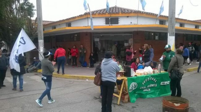Acuerdo salarial con gremios municipales en General Güemes: se pagará un aumento para llegar al 27,5%