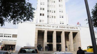 Congelan los sueldos de los funcionarios municipales de Santa Fe hasta diciembre