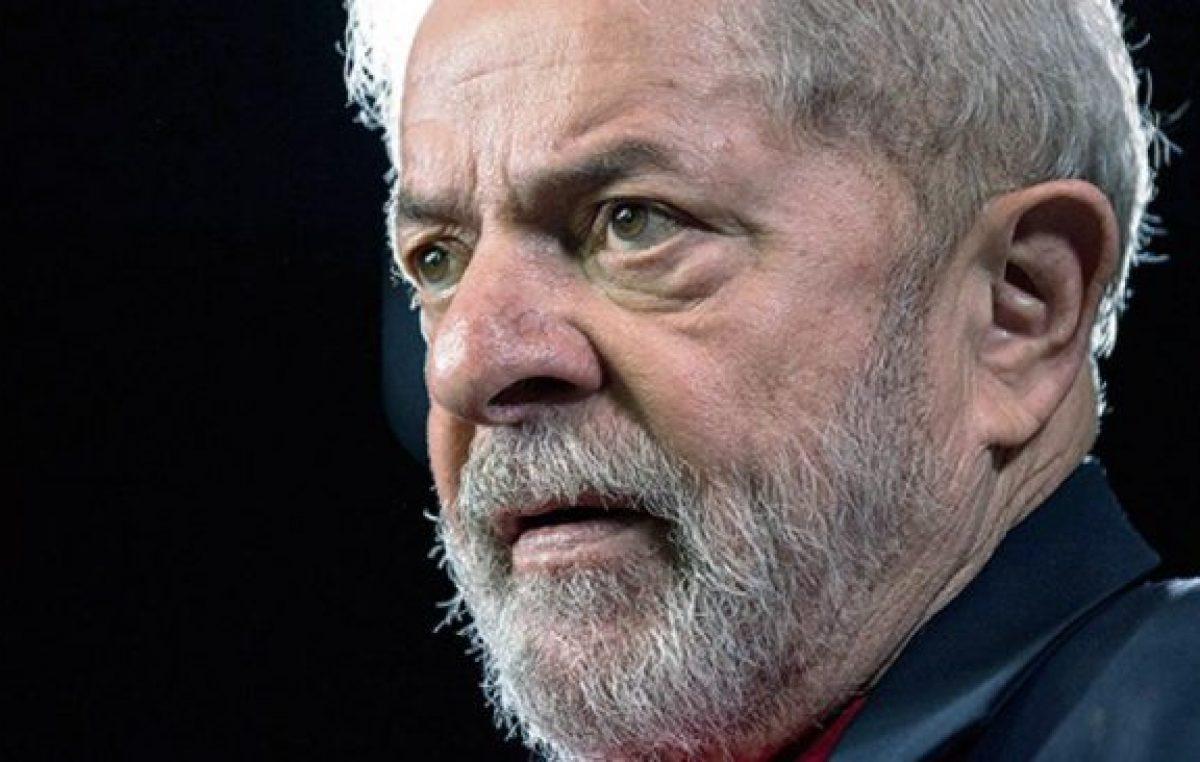 """Carta de Lula contra la """"aventura fascista"""""""