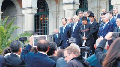 La Haya rechazó la demanda de Bolivia