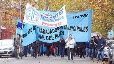Docentes muncipales de Mar del Plata iniciarán acciones sino cobran los aumentos que otorgó la provincia