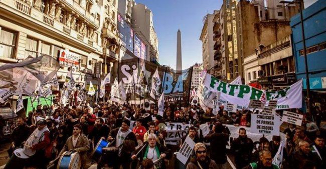 """Con más de 3 mil periodistas despedidos Macri dijo que """"nunca hubo tanta libertad de prensa"""""""