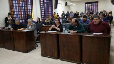 El Consejo de Lanús ratificó el convenio de trabajo