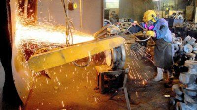 El 62,7% de las industrias cordobesas produce menos que el año pasado