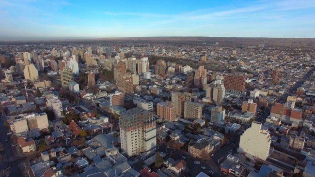 La ciudad de Neuquén crecerá hacia el cielo los próximos 20 años