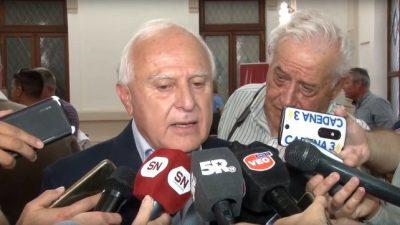 """Lifschitz admitió que se sintió """"defraudado"""" por el gobierno nacional y recurriá a la Corte"""