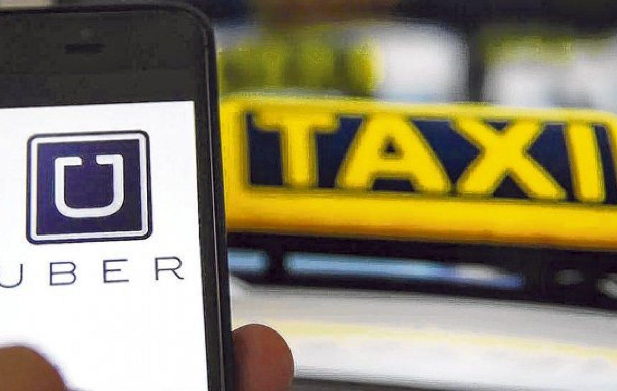 El Concejo vuelve a debatir una norma para permitirle a Uber llegar a Rosario