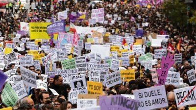 Manifestaciones que traspasaron lenguajes y todas las fronteras