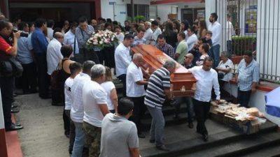México: El año más violento