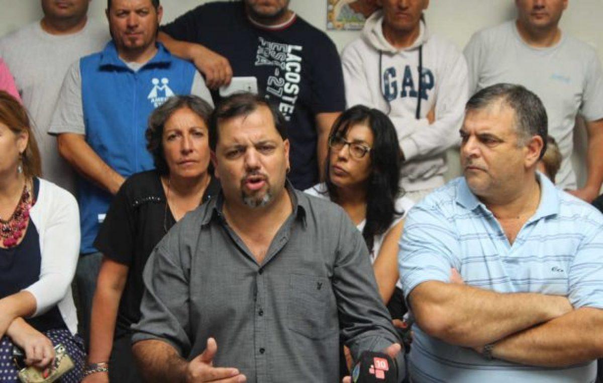 """El Sindicato de Municipales de Junín solicitó una """"urgente audiencia"""" con el Intendente"""