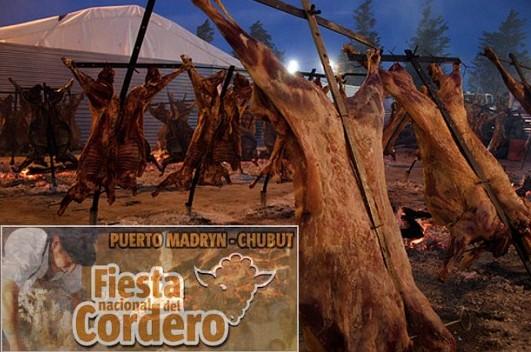 Hoy se abre la tranquera en la Fiesta Nacional del Cordero, Puerto Madryn